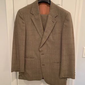 Brooks Brothers Worsted Wool Suit
